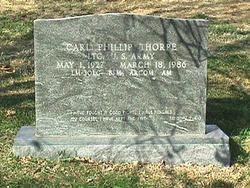 LTC Carl Phillip Thorpe