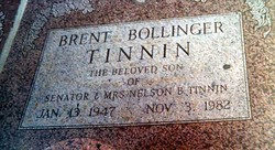 Brent Bollinger Tinnin