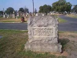 Benjamin Cummings Truman