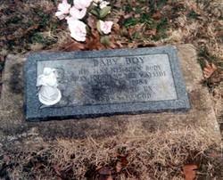 Baby Boy Unknown