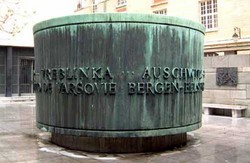 Unknown Jewish Martyr Memorial