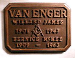 Willard Van Enger