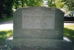 Donald Dexter Van Slyke