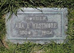 Ada Florence <I>Savage</I> Westmore