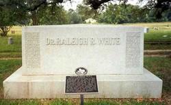 Dr Raleigh R. White, Jr