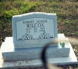 Robert Homer Wilcox