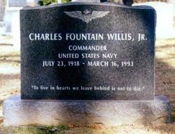 Charles Fountain Willis, Jr
