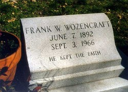 Frank Wilson Wozencraft