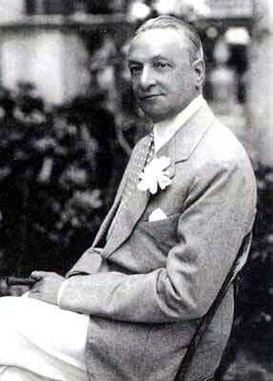 Florenz Ziegfeld 1867 1932 Find A Grave Memorial