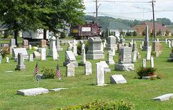 Weis Library Church Cemetery