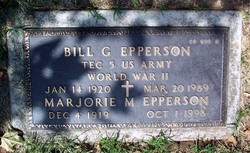 Billy George Epperson, Sr