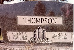 Clyde Thompson
