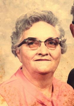 Edith Inez <I>McCarley</I> Bates