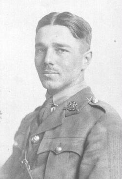 LT Wilfred Edward Salter Owen