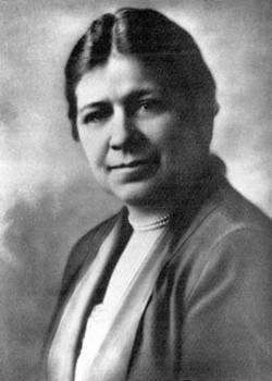 Bertha Ethel <I>Knight</I> Landes