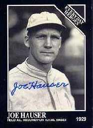 "Joe ""Unser Choe"" Hauser"