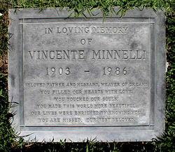 Vincente Minnelli (1903-1986) - Find A Grave Memorial