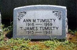 T. James Tumulty