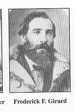 Frederick Francis Girard