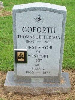 Thomas Jefferson Goforth