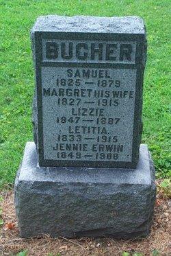 Samuel S Bucher