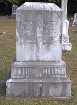 Elizabeth Ann <I>Mitchell</I> Dunn