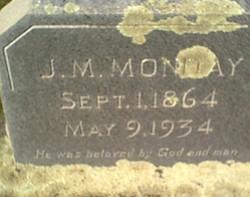 James Madison Monday