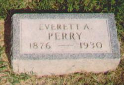 Everett Alonzo Perry