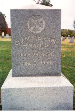 Clarence Earl Hall