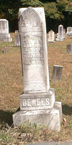 Clifford G. Dewees