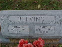 James B Blevins