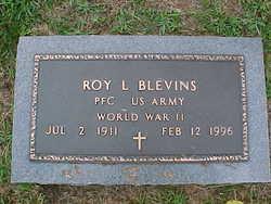Roy Blevins