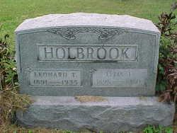 Leonard T Holbrook