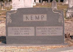 Lulu <I>Morris</I> Kemp