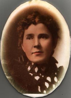 """Martha Jane """"Mattie"""" <I>Munroe</I> Boone"""