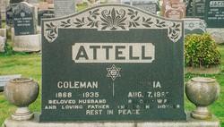 Coleman Attell