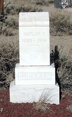 Harlan Vincent Burkham