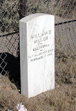 William Dewey Miller