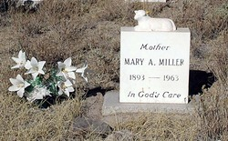 Mary Ann <I>Scanavino</I> Miller