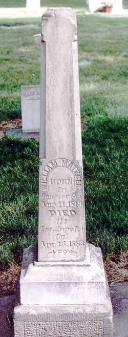 William Matzger