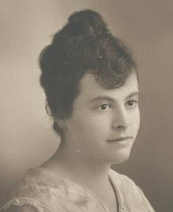 Mary Elizabeth <I>Stanford</I> Scheuch
