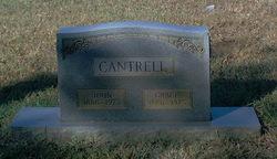 "Grace Lillian ""Gracie"" <I>Anglin</I> Cantrell"