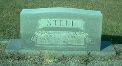 Ethel <I>Davis</I> Stell