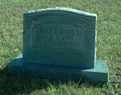 Sidney D. Davis, Sr