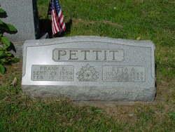 Frank E. Pettit