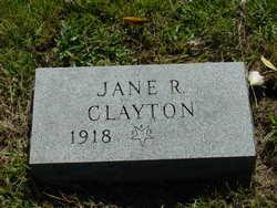 Jane <I>Runyon</I> Clayton