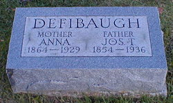 Joseph Thompson Defibaugh