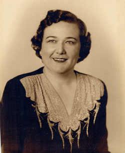 Anna Belle <I>Jarvis</I> McGrand