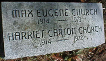 Max Eugene Church