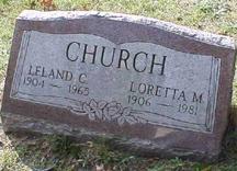Loretta M. Church